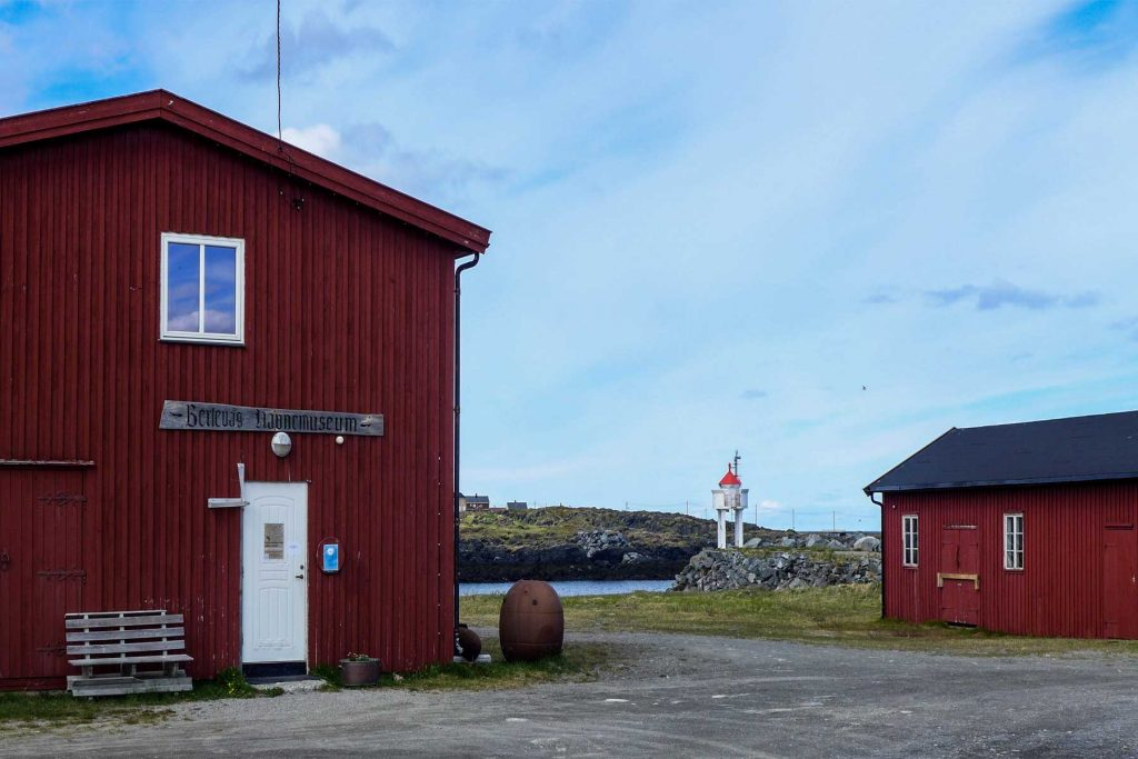 Aktiviteter i Berlevåg - Havnemuseet