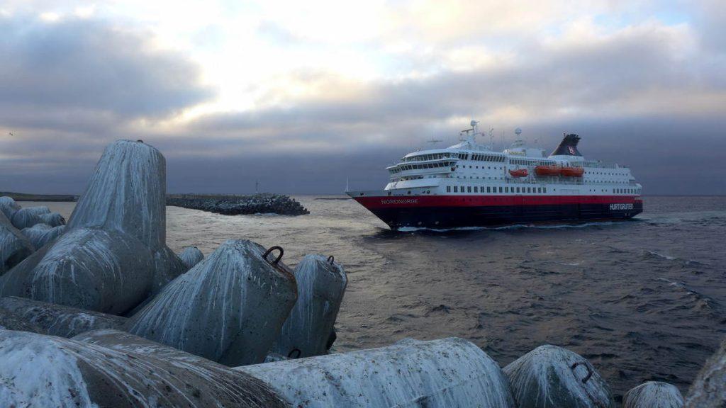 Berlevåg Hurtigruten