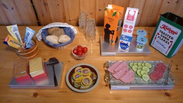Frokost/Breakfast/Frühstück